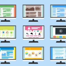 online shop website design